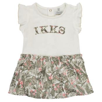 Textil Rapariga Vestidos curtos Ikks XS30120-19 Multicolor
