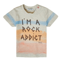 Textil Rapaz T-Shirt mangas curtas Ikks XS10061-60 Multicolor