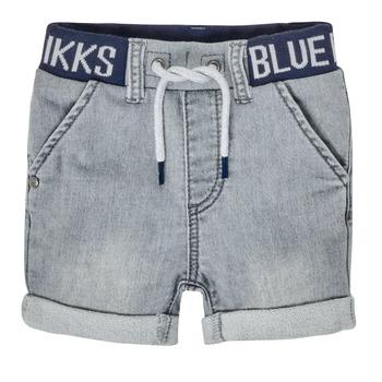 Textil Rapaz Shorts / Bermudas Ikks XS25011-94 Cinza