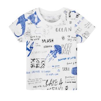 Textil Rapaz T-Shirt mangas curtas Ikks XS10021-19 Multicolor