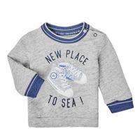 Textil Rapaz Sweats Ikks XS15001-24 Cinza