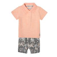 Textil Rapaz Conjunto Ikks XS37001-77 Multicolor