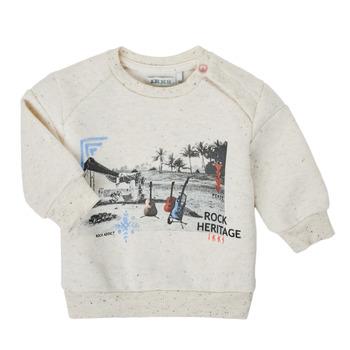 Textil Rapaz Sweats Ikks XS15011-60 Branco