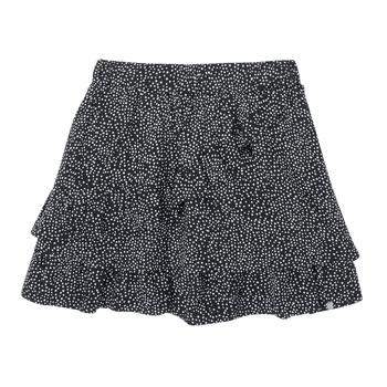 Textil Rapariga Saias Ikks XS27062-02-J Preto