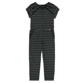 Textil Rapariga Macacões/ Jardineiras Ikks XS32012-02-C Preto