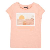 Textil Rapariga T-Shirt mangas curtas Ikks XS10332-32-C Rosa