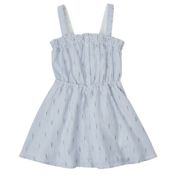 Textil Rapariga Vestidos curtos Ikks XS31022-48-C Azul