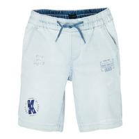 Textil Rapaz Shorts / Bermudas Ikks XS25223-82-C Azul