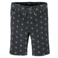 Textil Rapaz Shorts / Bermudas Ikks XS25063-02-C Preto