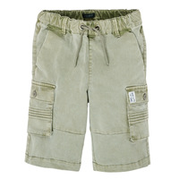 Textil Rapaz Shorts / Bermudas Ikks XS25153-57-C Cáqui