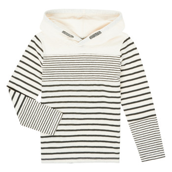Textil Rapaz T-shirt mangas compridas Ikks XS10083-11-C Multicolor