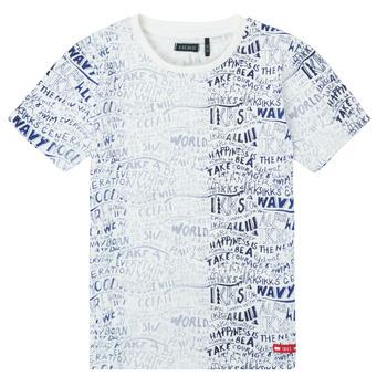 Textil Rapaz T-Shirt mangas curtas Ikks XS10063-19-C Multicolor