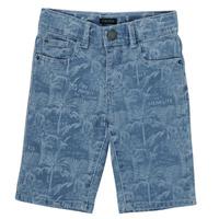 Textil Rapaz Shorts / Bermudas Ikks XS25253-82-C Azul