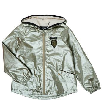 Textil Rapariga Jaquetas Ikks XS41042-57-C Ouro