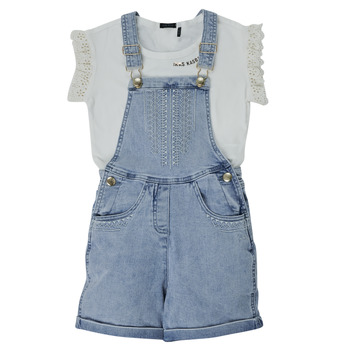 Textil Rapariga Conjunto Ikks XS37022-84-J Multicolor