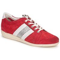 Sapatos Mulher Sapatilhas Janet Sport MARGOT ODETTE Vermelho