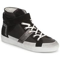 Sapatos Mulher Sapatilhas de cano-alto Janet Sport ISABEL MARGETTE Preto