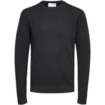 Textil Homem Casacos/Blazers Selected 16074692 Cinza