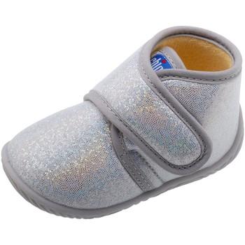 Sapatos Rapaz Pantufas bebé Chicco - Taxo argento 01064761-020 ARGENTO