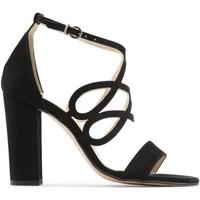 Sapatos Mulher Sandálias Made In Italia CARINA NERO Negro