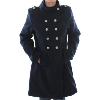 Textil Mulher Casacos Made In Italia ELENA MARINE Azul marino