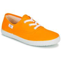 Sapatos Criança Sapatilhas Citrouille et Compagnie KIPPI BOU Amarelo