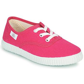 Sapatos Rapariga Sapatilhas Citrouille et Compagnie KIPPI BOU Rosa