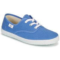 Sapatos Criança Sapatilhas Citrouille et Compagnie KIPPI BOU Azul