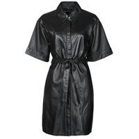 Textil Mulher Vestidos curtos Oakwood BREAK Preto