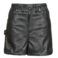 Textil Mulher Shorts / Bermudas Oakwood JANNY Preto