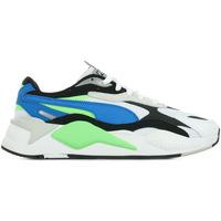 Sapatos Homem Sapatilhas Puma RS-X3 Puzzle Soft Branco