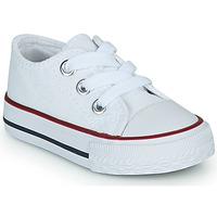 Sapatos Criança Sapatilhas Citrouille et Compagnie OTAL Branco