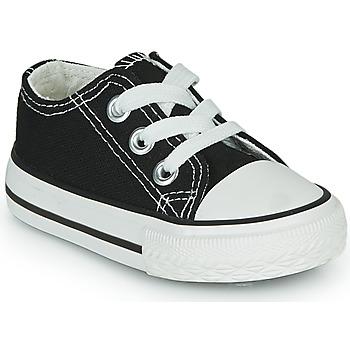 Sapatos Criança Sapatilhas Citrouille et Compagnie OTAL Preto