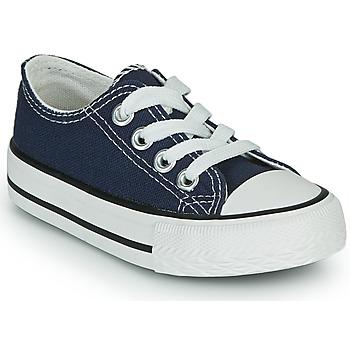 Sapatos Criança Sapatilhas Citrouille et Compagnie OTAL Marinho