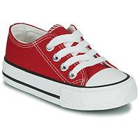 Sapatos Criança Sapatilhas Citrouille et Compagnie OTAL Vermelho