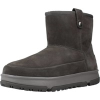 Sapatos Mulher Botas de neve UGG CLASSIC WEATHER MINI Cinza
