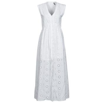 Textil Mulher Vestidos compridos Les Petites Bombes BRIDIE Branco
