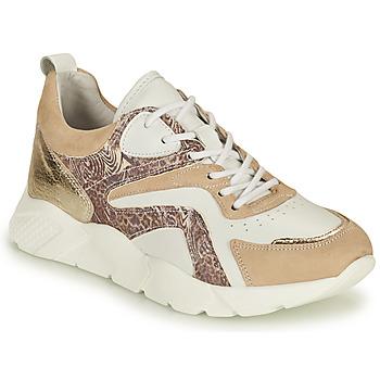 Sapatos Mulher Sapatilhas Philippe Morvan VOOX V1 Branco / Bege