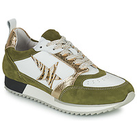 Sapatos Mulher Sapatilhas Philippe Morvan ROOXY V2 Branco / Cáqui