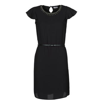 Textil Mulher Vestidos curtos Liu Jo WA1561-T9767-22222 Preto