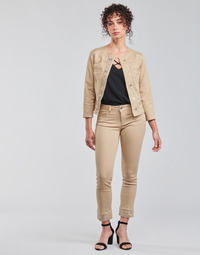 Textil Mulher Calças Liu Jo IDEAL Bege