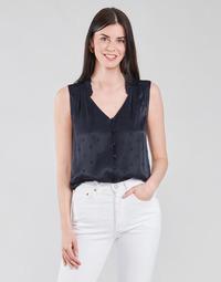 Textil Mulher Tops / Blusas Liu Jo WA1044-T4758-93923 Marinho