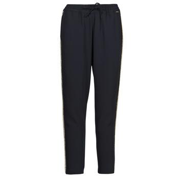 Textil Mulher Calças finas / Sarouels Liu Jo WA1111-T7982-93923 Marinho
