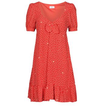 Textil Mulher Vestidos curtos Liu Jo WA1339-T4768-T9684 Vermelho