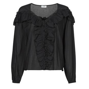 Textil Mulher Tops / Blusas Liu Jo WA1084-T5976-22222 Preto