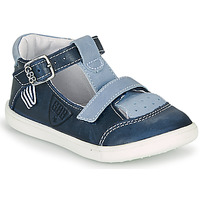 Sapatos Rapaz Sandálias GBB BERETO Azul
