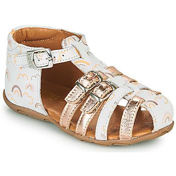 Sapatos Rapariga Sandálias GBB RIVIERA Rosa