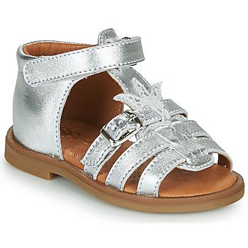 Sapatos Rapariga Sandálias GBB CARETTE Prata