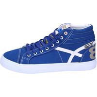 Sapatos Homem Sapatilhas Gas Sneakers BJ59 Azul