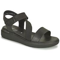 Sapatos Mulher Sandálias Ara IBIZA-S HIGH SOFT Preto
